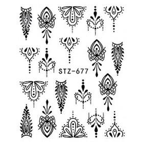 677 - Mix Water tattoo