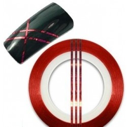 Striping Tape Red(ca 1mm bred)