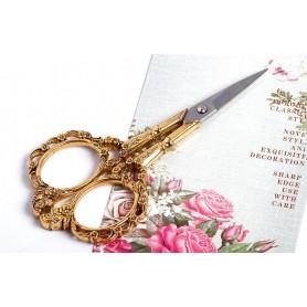 Design Nail Scissors Gold