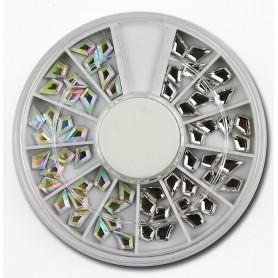Rhinestones Diamond in Wheel(276)