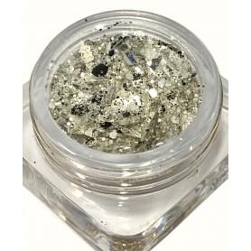 Bullion Glitter MIX Silver