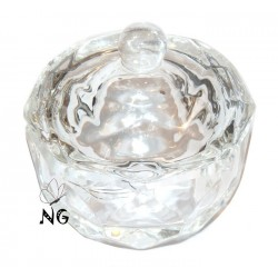 Glass Dappen Dish (diameter ca. 4cm)