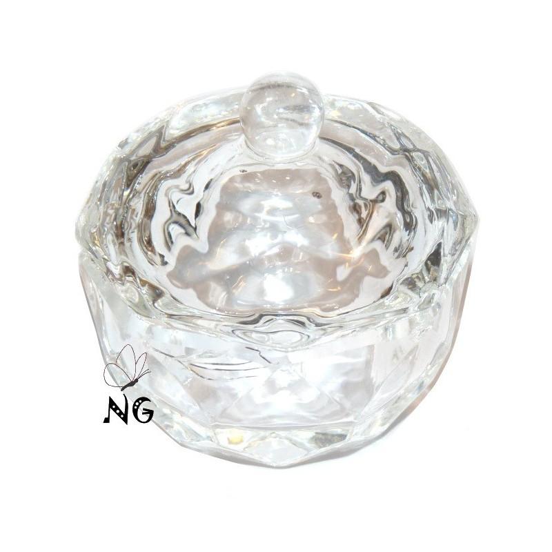 Glass Dappen Dish (diameter ca. 4cm)