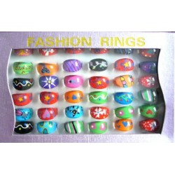 Nail Art Rings set 36pc. (MC-36)