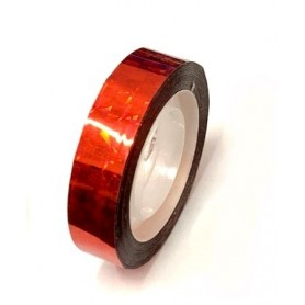 DAZZLING Tape Red(ca 12mm bred)