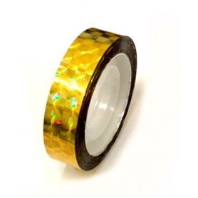DAZZLING Tape Gold(ca 12mm bred)