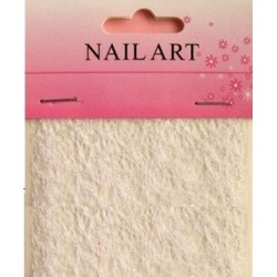 700 - Nail Art Spider Net White