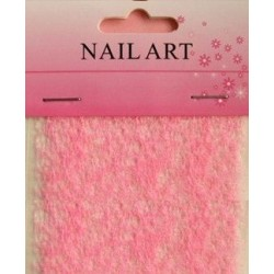 800 - Nail Art Spider Net Pink
