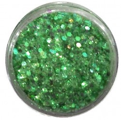Glamour Mix Glitter in 3ml. jars - nr.8