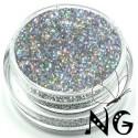 Fine Glitter in 3ml jars - 12 (IR)