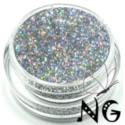 Fine Glitter in 3ml jars - 12 (IR)