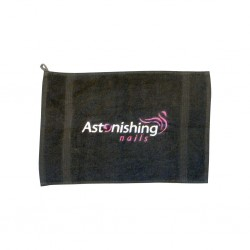 AN Towel Black