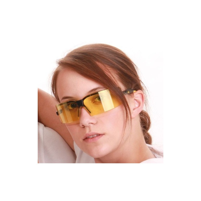 Protection Glasses Yellow