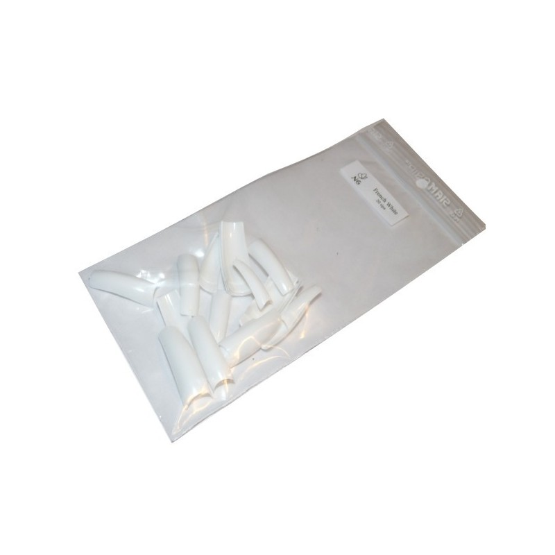 French White Tips 20pcs in Bag (Tester)