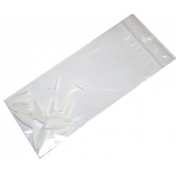 Sharp French White Tips 20pcs. in bag (Tester)