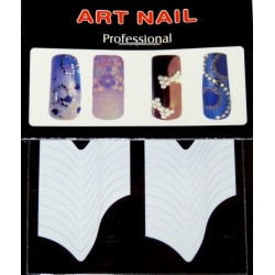 French Manicure Forms - Design