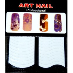 French Manicure Forms - Duo Design