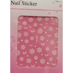 Stickers Snowflakes - 6