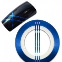 Striping Tape Blue(ca 1mm bred)