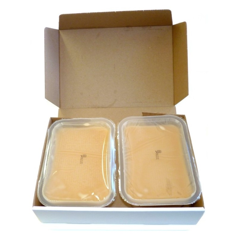 BIO Paraffin With Beeswax 2x500ml