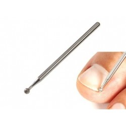 Sapphire milling cutter, round