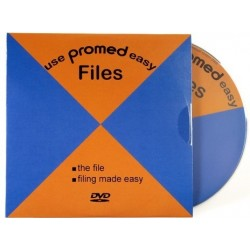 DVD- use promed files easy