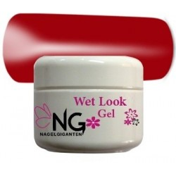 Wet Look Gel 4.5gr - Red 2