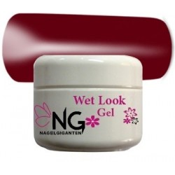 Wet Look Gel 4.5gr - Darkred 3