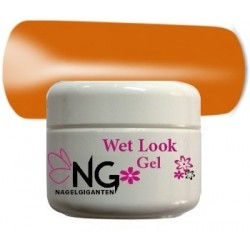 Wet Look Gel 4.5gr - Orange 10