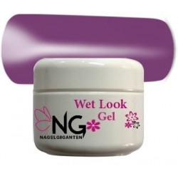Wet Look Gel 4.5gr - Purple 17