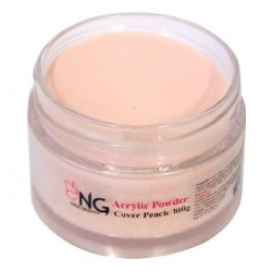 NG Akryl Puder - Cover Peach 100gg