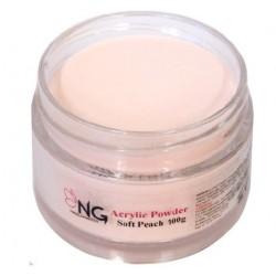 NG Akryl Puder - Soft Peach 100gg