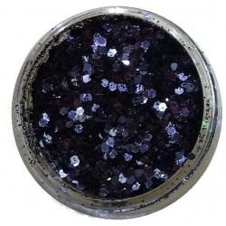 Glamour Mix Glitter in 3ml. jars - nr.11