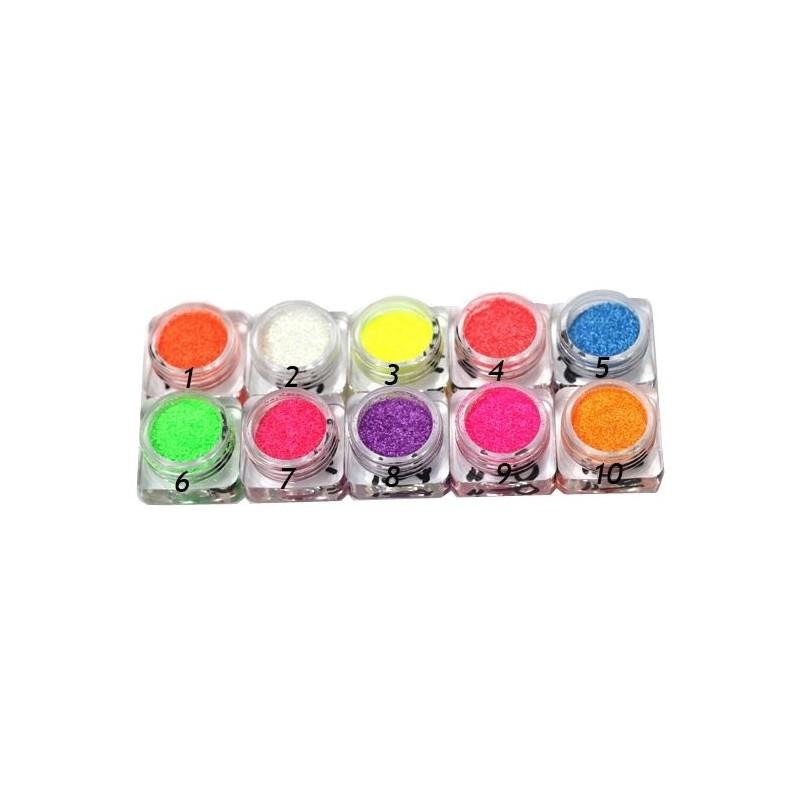 NEON Glitter Kit 10 jars