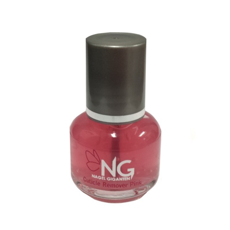 NG Cuticle Remover Pink 15 ml