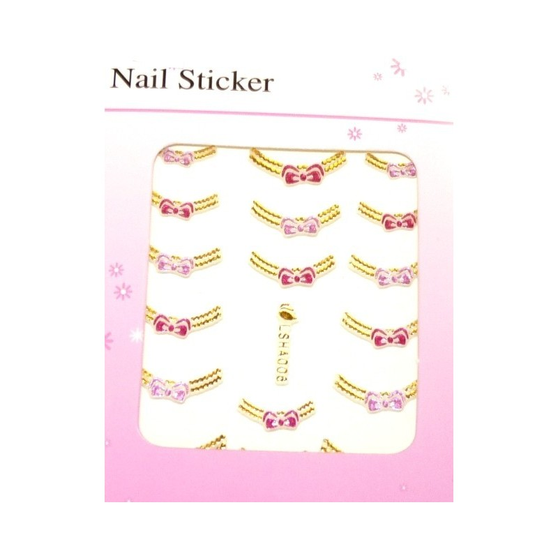 Colorful Gold Stickers 5
