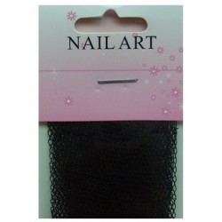 900 - Nail Art Net Black