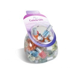 AN Cuticle Oil Fish Bowl Assorti 48pcs x 5ml