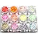 Neon Glitter Mix