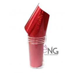 26 Red Dream - Nail Art Foil Roll