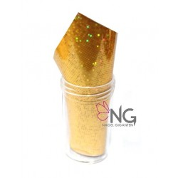 32 Gold Design - Nail Art Foil Roll