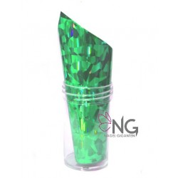 39 Green Fantasy - Nail Art Foil Roll