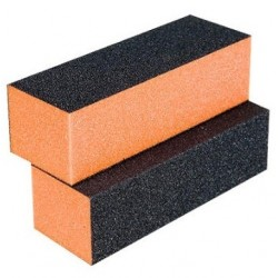Sanding Block BLACK/ORANGE 100/180/180