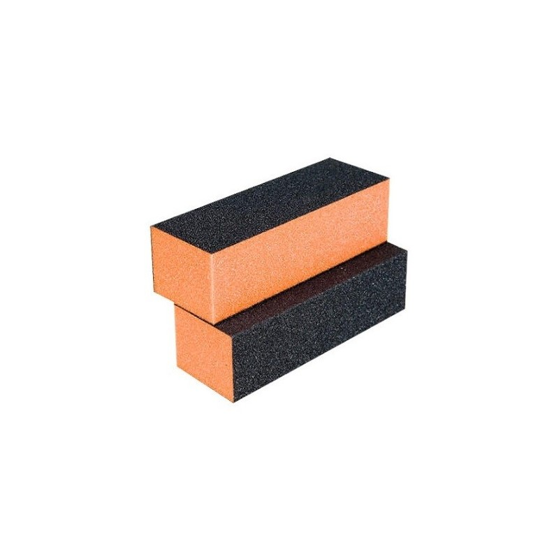 Sanding Block BLACK/ORANGE 100/180/180