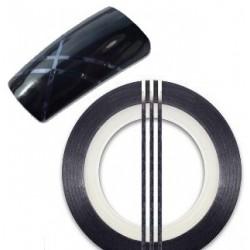 Striping Tape Black(ca 1mm bred)