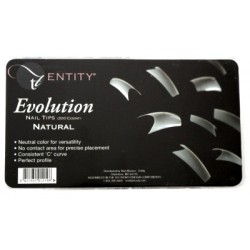 Entity Natural Evolution Nail Tips 200pcs.