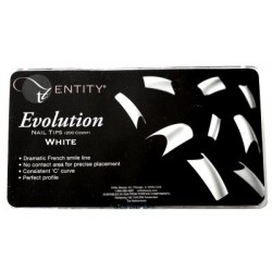 Entity White Evolution Nail Tips 200pcs.
