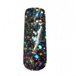 NG SPARKLING Gel 5ml - Funky 218