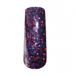 2107 Red Blue - Glitter Gel 4,5gr