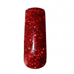 2507 Wine Red - Glitter Gel 4,5gr